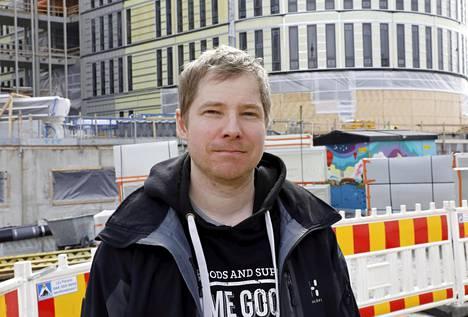 Antti Sartovuo on selättänyt sekä leukemian että aivokasvaimen.