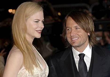 Nicole Kidman ja Keith Urban odottavat yhteistä esikoistaan. Kidmanin edustaja on vahvistanut asian.