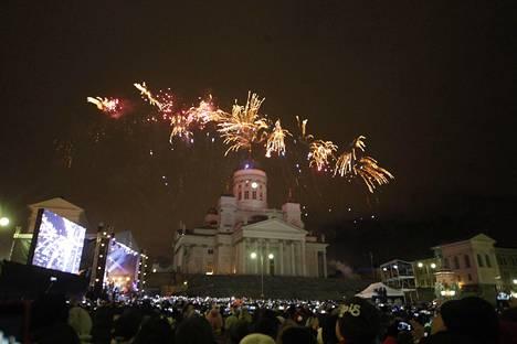 Poliisin tiedustelutietojen mukaan olisi mahdollista, että uudenvuodenyön aikaiset tapahtumat toistuisivat.