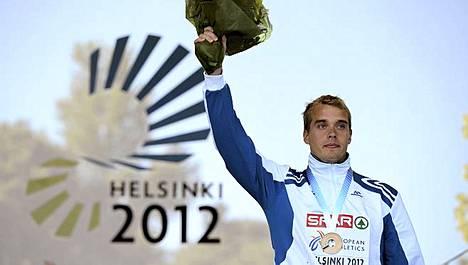 Ari Mannio. Pukkaako mitalia myös olympialaisista?