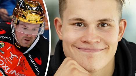 Cody Kunyk on nauttinut Jesse Puljujärven rinnalla pelaamisesta.