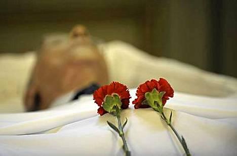 Nobel-palkitun kirjailijan Jose Saramagon ruumis palautettiin hänen kotimaahansa Portugaliin.