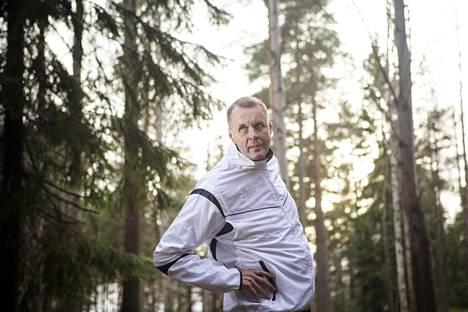 Jarmo Mäkelä vuonna 2015.