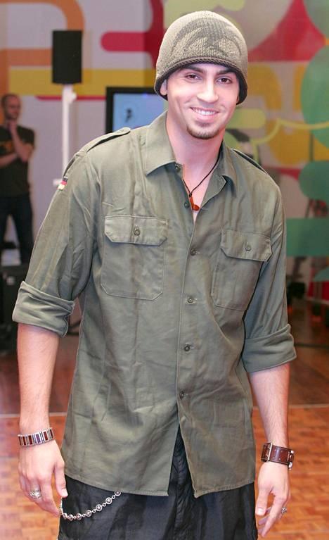 Wade Robson vuonna 2004.