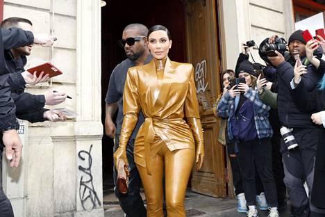 Kim Kardashian on yksi maailman seuratuimmista naisista. Hänellä on Instagramissa uskomattomat 192 miljoonaa seuraajaa.