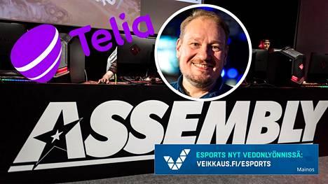 """Telia on ostanut enemmistön Assembly-tapahtuman taustayhtiön osakkeista. Pääjärjestäjänä jatkaa Pekka """"Pehu"""" Aakko."""