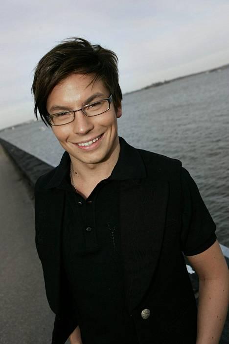 Poppari kuvattuna 2007.