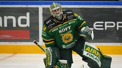 Marek Langhamer loukkaantui.