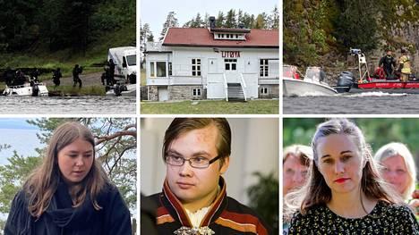 Astrid Hoem, Tarjei Jensen Bech ja Ina Rangønes Libak kertovat selviytymisestään Utöyan terrori-iskusta.