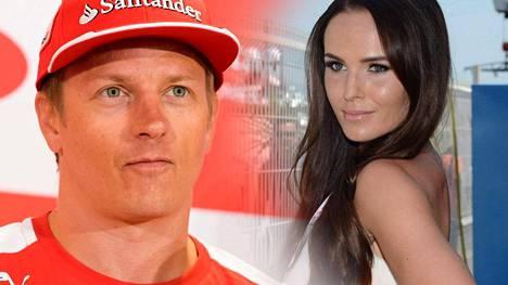 Pian Minttu Virtasesta tulee rouva Minttu Räikkönen.