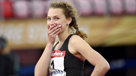 Ella Junnila nosti Suomen ennätyksensä lukemiin 195.