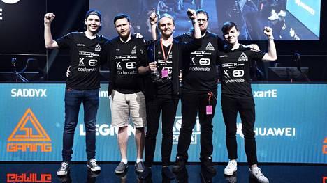 SJ Gaming voitti elokuussa SM-kultaa. Kuun vaihteessa tiimi pelaa Ruotsissa järjestettävässä kansainvälisessä turnauksessa.