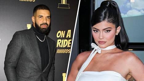 Kylie jennerillä ja Drakella saattaa olla romanssi.
