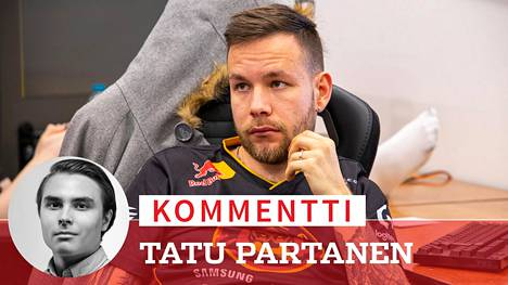 """ENCE-kapteeni Aleksi """"allu"""" Jallin jatkuva """"se on niin pienestä kiinni"""" -mantran toistelu ei nosta joukkuetta takaisin huipulle, kirjoittaa Tatu Partanen."""