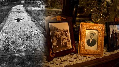 Vuonna 2010 löytynyt joukkohauta on peräisin Espanjassa 1930-luvulla käydyn sisällissodan ajalta. Yksi tunnistetuista ruumiista on Rafael Martinez, jonka tappoivat kenraali Francon joukot.