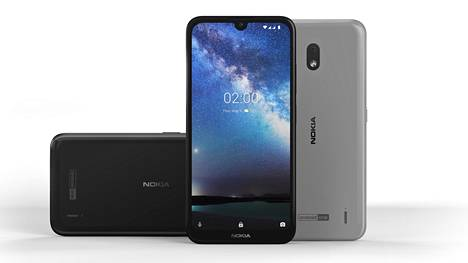 HMD julkaisee Nokia-puhelimia useassa hintaluokassa. Alkukesästä lanseerattu Nokia 2.2 on budjettiälypuhelimien markkinoille suunnattu runsaan 100 euron hintainen laite.
