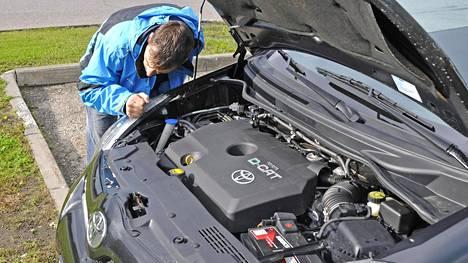 Auton käyntiääntäkin kannattaa kuunnella ennen ostopäätöstä.