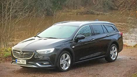 Opelin uusi neliveto on nimetty Twinsteriksi.