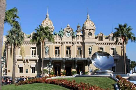 Monacossa sijaitseva Casino de Monte-Carlo avattiin vuonna 1863.