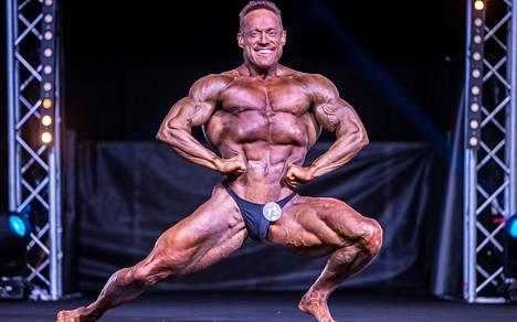Arto Vainio on menestynyt kehonrakennuksessa niin SM-, PM- kuin MM-tasollakin.