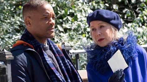 Will Smith ja Helen Mirren jäävät rooliensa vangeiksi.