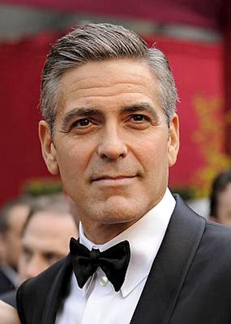 George Clooney jätti Teho-osaston jo vuonna 1999.