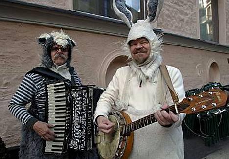 Pedro Hietanen ja M.A. Numminen saivat kutsun esiintyä Skansenin lauluillassa.