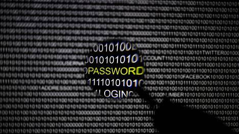 Password on huono salasana. Älä käytä sitä.