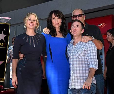 Christina Applegate, Katey Sagal, David Faustino ja Ed ONeill