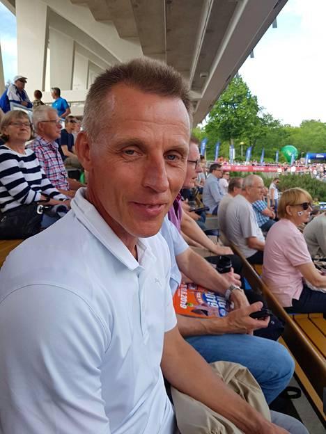 Kari-Pekka Kyrön on huolissaan Suomen huippu-urheilun tilasta.