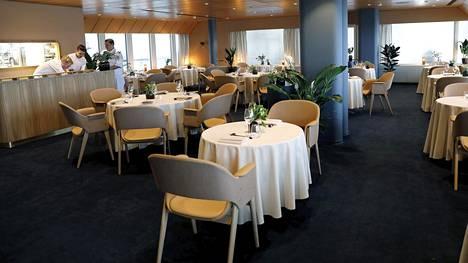 Ravintola Palace nousi 50 parhaan listan kärkeen.