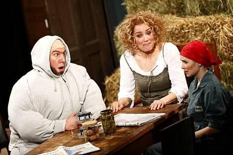 Saturday Night Live ei ole onnistunut parantamaan katsojalukujaan.