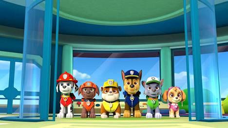 Ryhmä Hau on lasten suosikki. Sitä voi katsella Paramount+ -palvelusta.