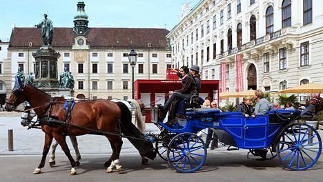 Wien on helppo ja kuvankaunis kohde.