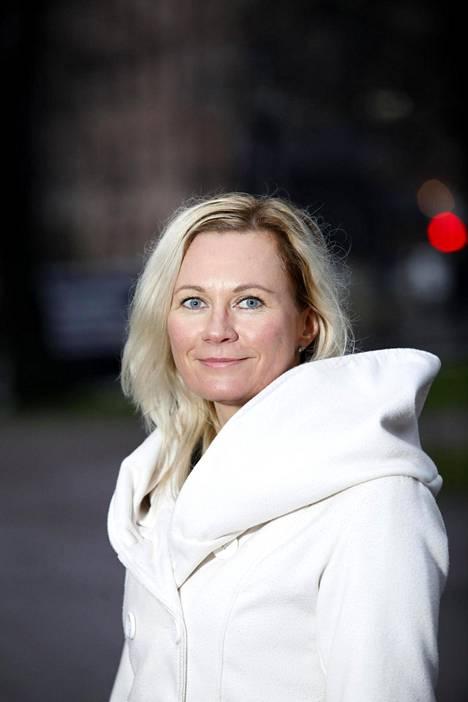 Tutkimuspäällikkö Nina Laakso on tehnyt väitöskirjan suomalaisesta urheilujohtamisesta.