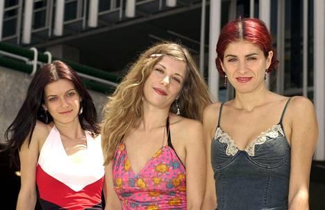Las Ketchupin ura ponnahti jyrkkään ylämäkeen kesällä 2002.
