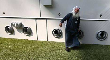 Al Janoub -stadionilla on yleisurheilun MM-kisoista tutut ilmastointilaitteet. Al Janoub -stadionilla ei pelata seurajoukkueiden MM-kisojen otteluita.