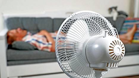 Lämpöuupumus on lämpöhalvauksen esiaste.