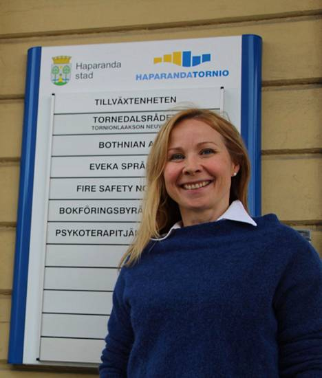 Tornionlaakson neuvoston toiminnanjohtaja Tuula Ajanki kertoo, että aloite rajapassista on toimitettu sisä- ja ulkoministeriöihin elokuussa.