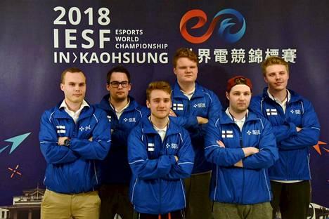 Suomen CS-joukkue, HAVU Gaming, voitti finaalissa Ruotsin.