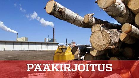 Koronakriisi uhkaa iskeä rajusti paperiteollisuuden vientiin.