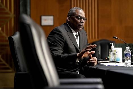 Loyd Austinista tulee Yhdysvaltojen ensimmäinen musta puolustusministeri.