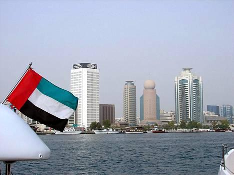 Dubai on moderni valtio Persianlahdella.