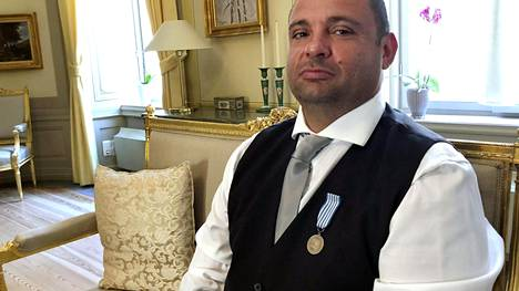 Hassan Zubier.