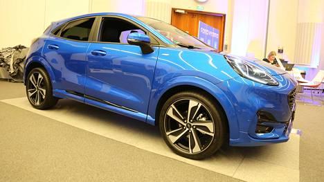Fordilla otetaan jo vastaan uuden Puman tilauksia, vaikka SUV-uutuus ei tulekaan Suomeen vielä ihan pieneen aikaan.