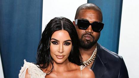 Kim Kardashianin ja Kanye Westin liitto on kokenut kovia.