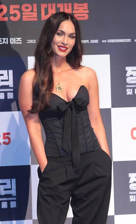 Megan Fox kertoi hiljattain, että hänen asemansa seksisymbolina on ollut hankala.