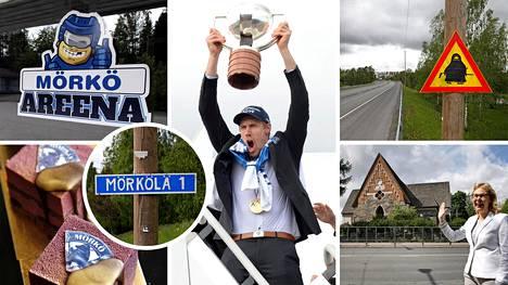 Marko Anttila on laittanut Lempäälän arjen sekaisin.