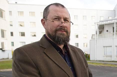 Länsi-Pohjan sairaanhoitopiirin ylilääkäri Jyri J. Taskila pitää erityisesti Tornion epidemiatilannetta vaikeana.