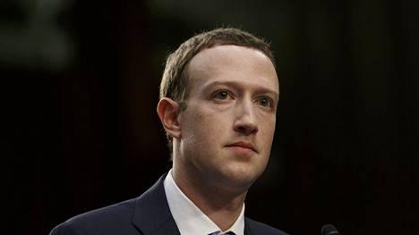 Suojeltuihin on kuulunut myös Facebookin toimitusjohtaja Mark Zuckerberg.